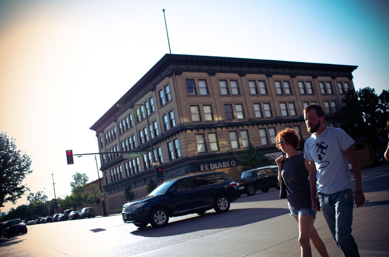 Denver Street Photography | El Diablo