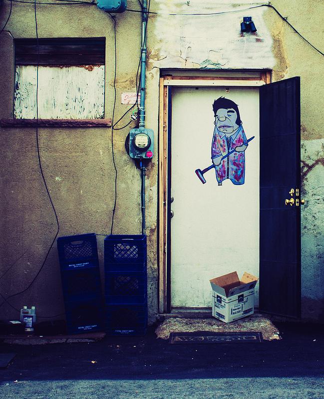 Doors | East Colfax