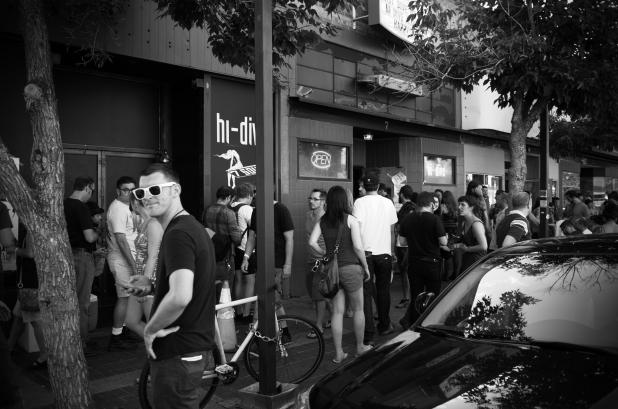 Denver Street Photography | hi-dive