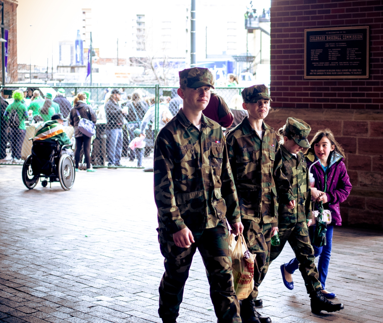 Denver Street Photography |The Young Marines