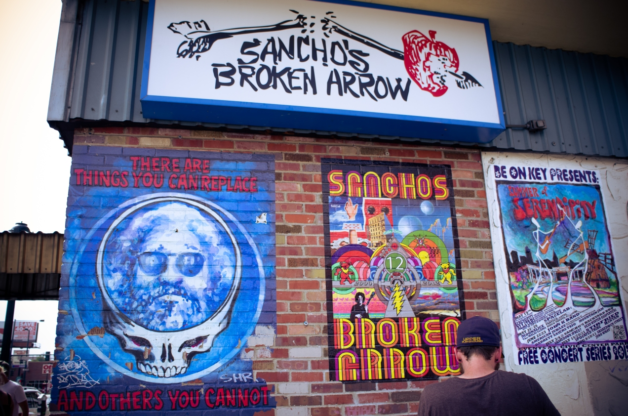Sancho's Broken Arrow