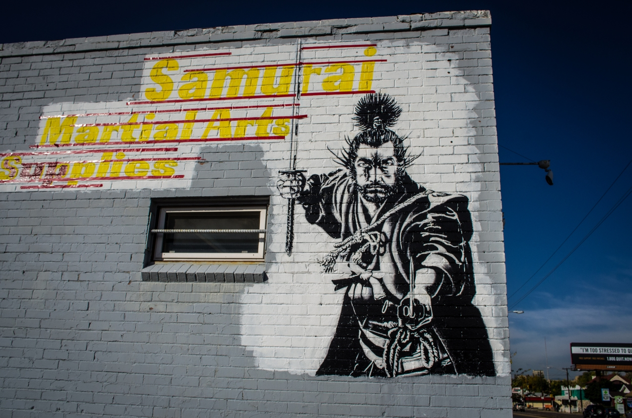 Denver Street Art | Samurai Supplies