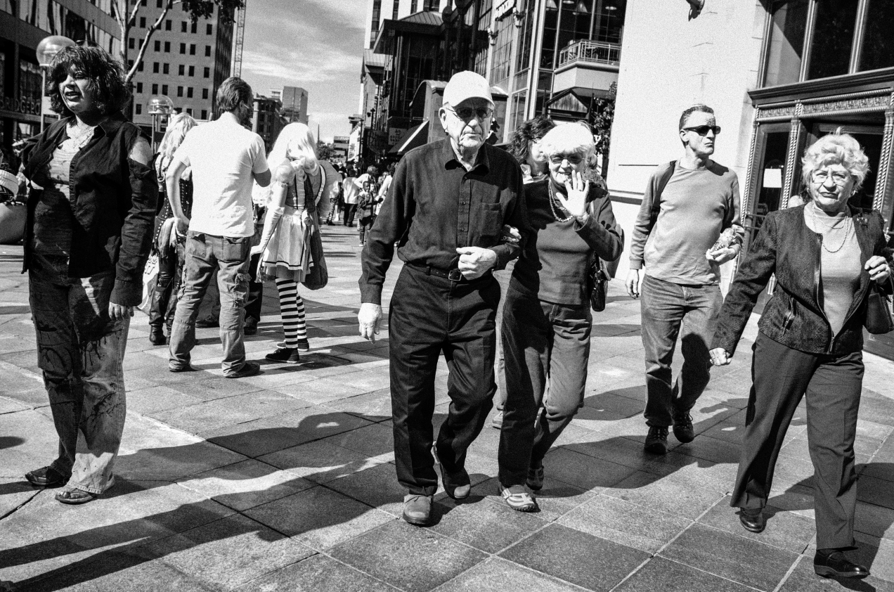 Denver Street Photography | 16th Street
